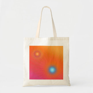 Geometric abstract. tote bag