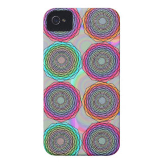 Geometric abstraction Case-Mate iPhone 4 cases
