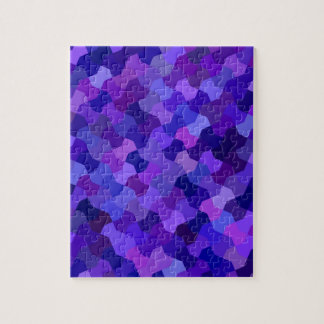 Geometric Art Design Jigsaw Puzzle