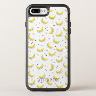 Geometric Bananas OtterBox Symmetry iPhone 7 Plus Case