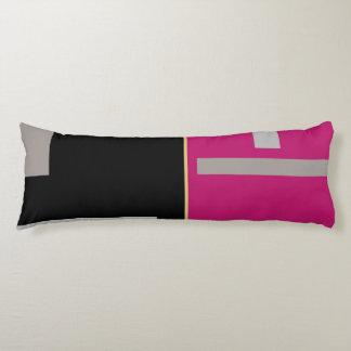 Geometric Body Pillow