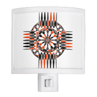 Geometric celtic cross nite lite