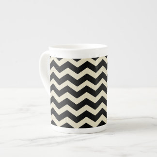 Geometric China cap Tea Cup