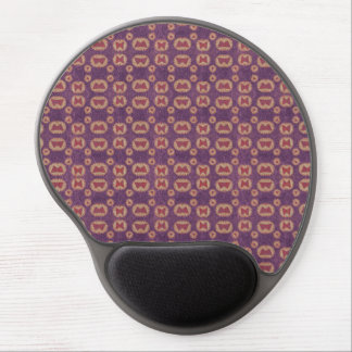 Geometric Collage Gel Mouse Pad