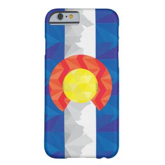 Geometric Colorado Flag I-Phone Case