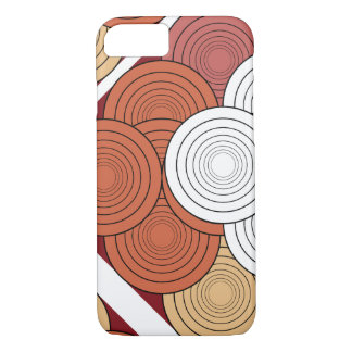 geometric colored for mobile iPhone 8/7 case