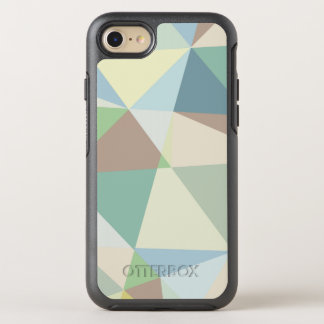 Geometric Colorful Soft Colors Abstract Pattern OtterBox Symmetry iPhone 7 Case