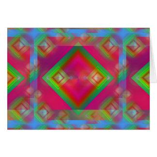Geometric Design Card