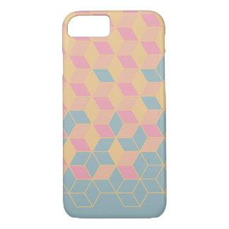 geometric design iPhone 8/7 case