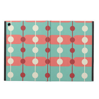 Geometric Dotted Pattern Case For iPad Air