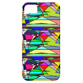 Geometric Fantasy Case For The iPhone 5