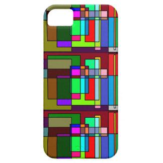 Geometric Fantasy iPhone 5 Case