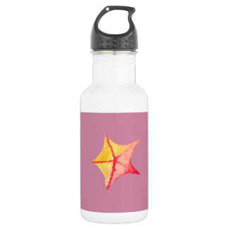 Geometric Fish 532 Ml Water Bottle