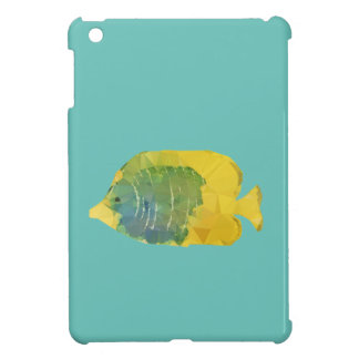 Geometric Fish iPad Mini Covers