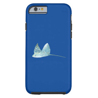 Geometric Fish Tough iPhone 6 Case