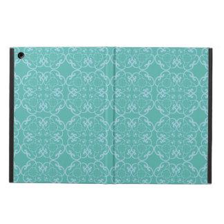 Geometric Flower Circles iPad Air Cover