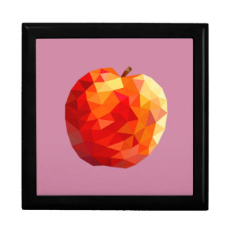 Geometric Fruit Keepsake Boxes