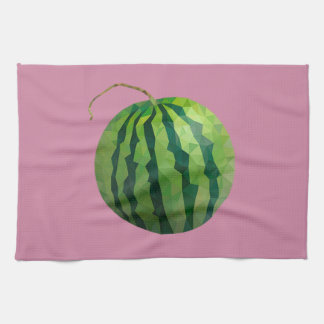 Geometric Fruit Kitchen Towel