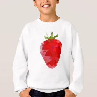 Geometric Fruit Sweatshirt