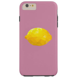 Geometric Fruit Tough iPhone 6 Plus Case