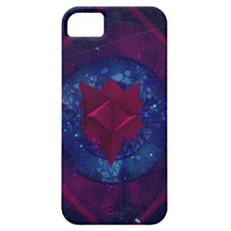 Geometric Galaxy iPhone 5 Case