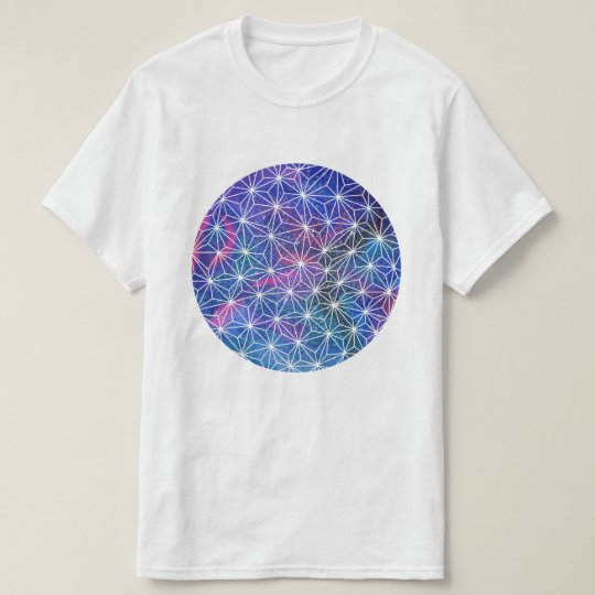 Geometric Galaxy T-Shirt