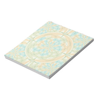 Geometric harmony notepad