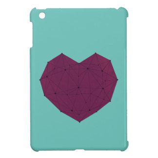 Geometric Heart Case For The iPad Mini