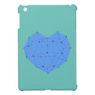 Geometric Heart Cover For The iPad Mini