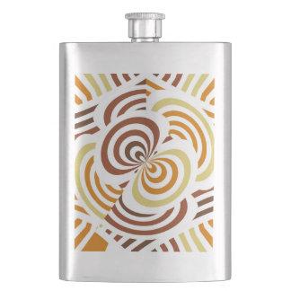 Geometric infinity flasks