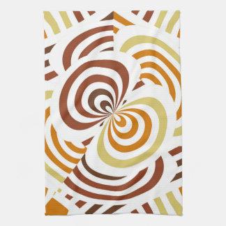 Geometric infinity towel