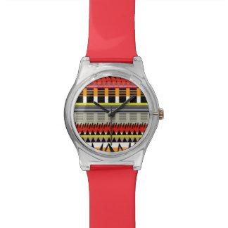 'Geometric Joy' watch