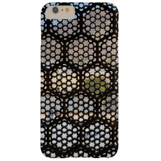 Geometric Lattice window, India Barely There iPhone 6 Plus Case