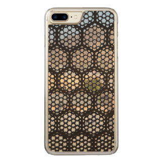 Geometric Lattice window, India Carved iPhone 7 Plus Case
