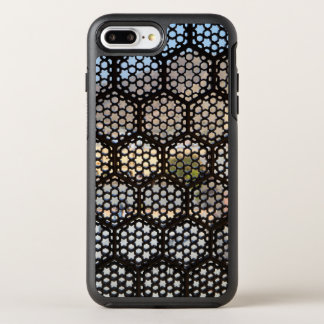 Geometric Lattice window, India OtterBox Symmetry iPhone 7 Plus Case