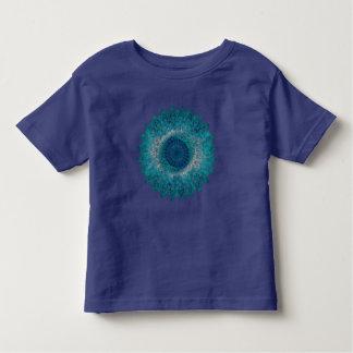 Geometric Leaf Motif Toddler T-shirt