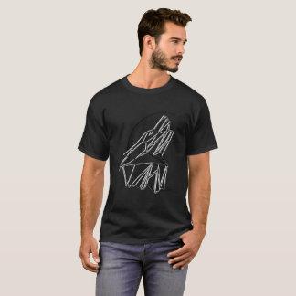 Geometric Lone Wolf. T-Shirt