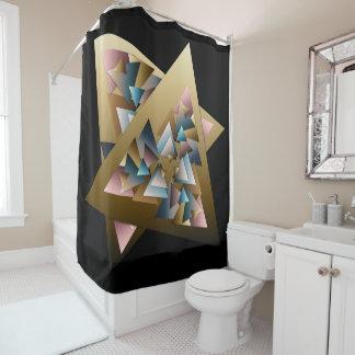 Geometric Metallic Triangles