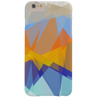 Geometric Mosaic Abstract Art Barely There iPhone 6 Plus Case