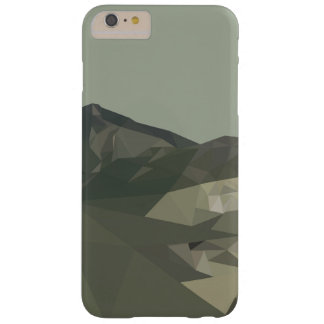 Geometric Mountain Barely There iPhone 6 Plus Case