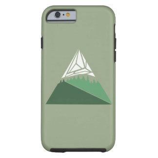 Geometric Mountain Phone Case