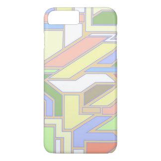 Geometric pattern 3 iPhone 7 plus case