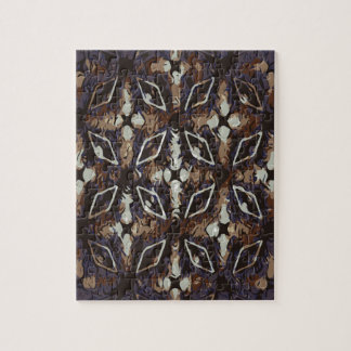 Geometric pattern.Abstract background Jigsaw Puzzle