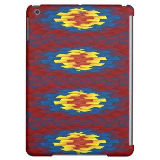 Geometric pattern iPad air cases