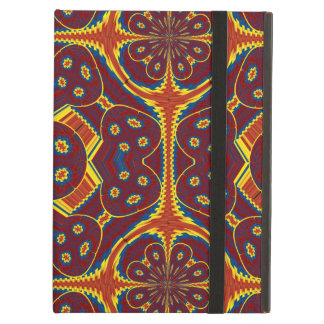 Geometric pattern iPad air cover
