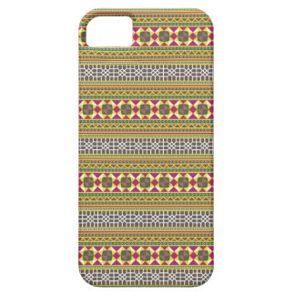 Geometric pattern iPhone 5 cover