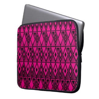 Geometric Pattern Laptop Sleeve