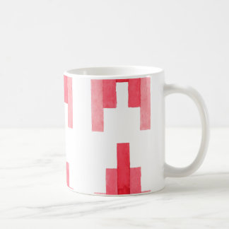 Geometric Patterns Coffee Mug