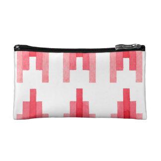 Geometric Patterns Cosmetic Bag