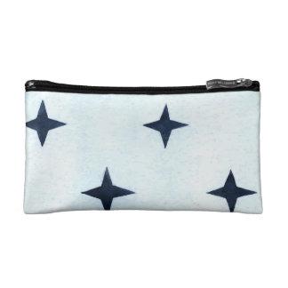 Geometric Patterns Makeup Bag